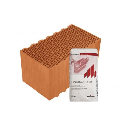 Блок Porotherm-44 Klima Profi