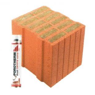 Блок Porotherm-30 Termo Dryfix