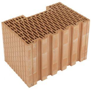 Блок-угловой Heluz 38 K Family