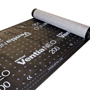 Мембрана Ventia NEO 200 гидроизоляционная диффузионная