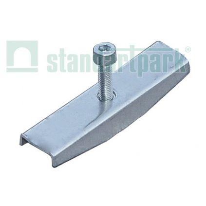 Крепление металлическое для лотка водоотводного DN100