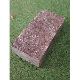 Stone, granite gabbro sawn