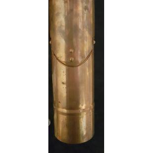 Труба водосточная медная Zambelli 80