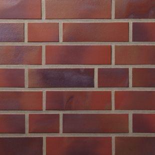 Tiles clinker Purpurrot