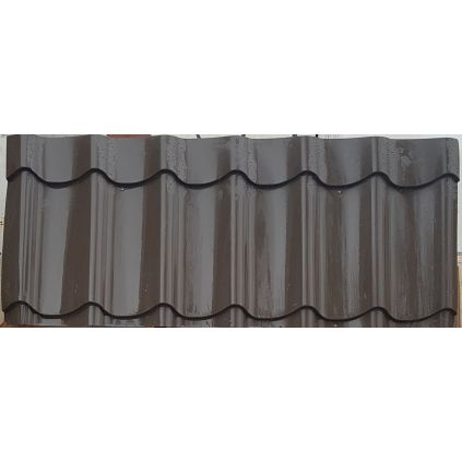 Metal Monterey Brown 8017 PE