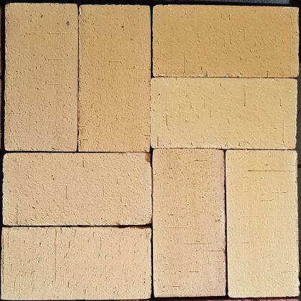 Cobblestones Muhr 02 Gelb-bunt clinker