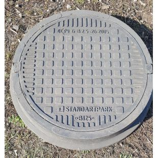 Hatches sewer Polymer...