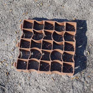 Решетка газонная Eco Plastic