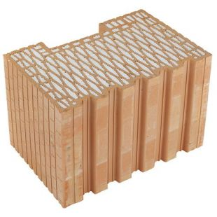 Блок угловой Heluz 38 K Family 2 in 1