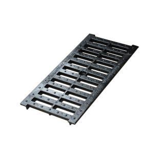 Решетка водоприемная щелевая чугунная 0,5м DN100