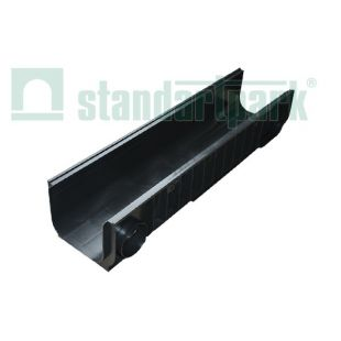 Plastic tray H200, DN200