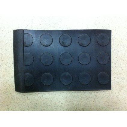 """Грязезащитное резиновое покрытие """"Монетка"""""""
