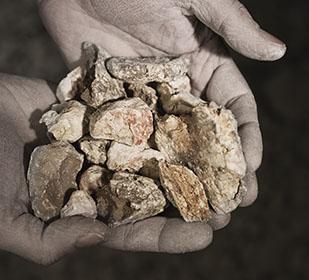 Выбор и подготовка глины
