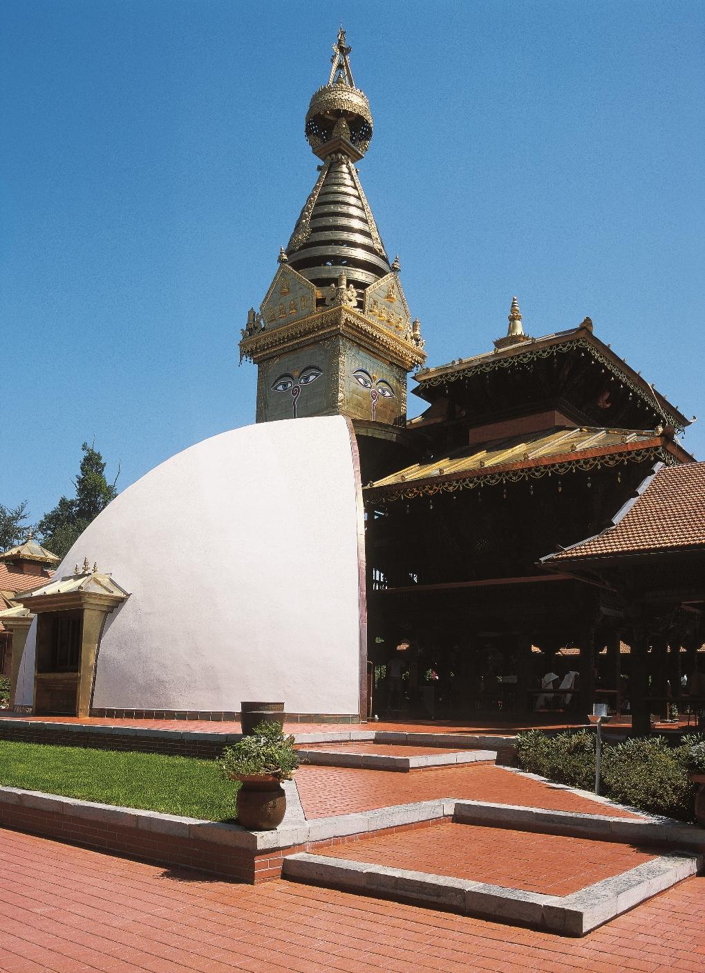 Плитка Buchtal Fiori в Непале