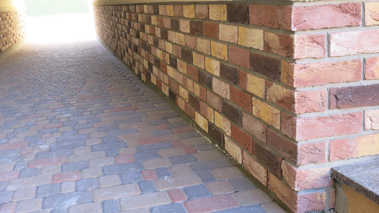 Плитка угловая Loft Brick